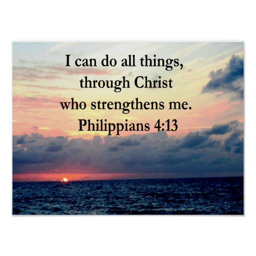 philippians 4 13 Exegesis of philippians 4:10-13 - free download as pdf file (pdf), text file (txt) or read online for free i have always been curious to study more deeply the themes of this passage of scripture, particularly paul's sense of contentment despite suffering.