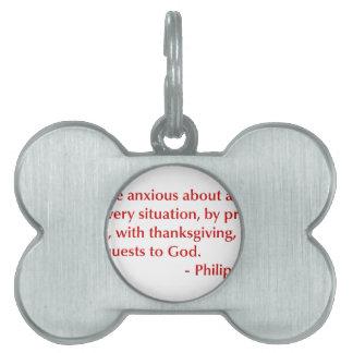 Philippians-4-6-opt-burg.png Pet Tags