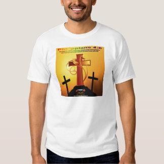 Philippians 4:6 T-Shirt
