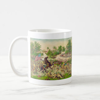 Philippine American War Battle of Quingua 1899 Coffee Mug