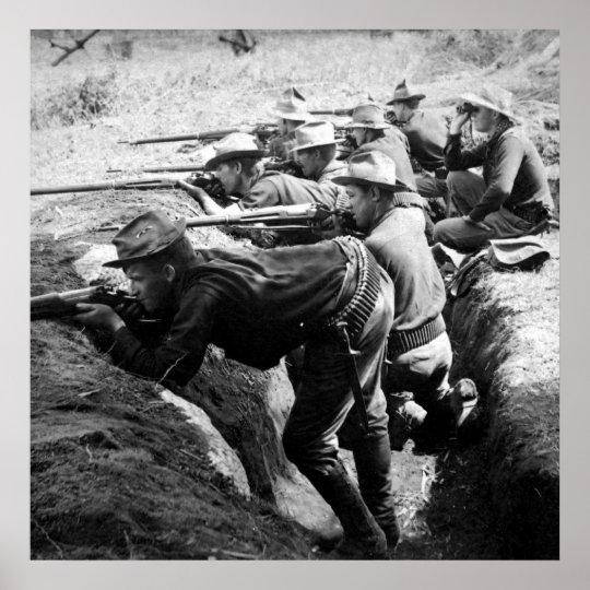 Philippine-American War Poster
