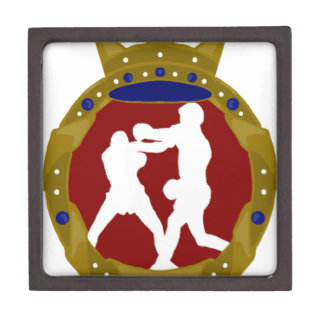 Philippine Boxing.png Premium Keepsake Box