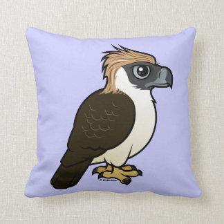 Philippine Eagle Pillow
