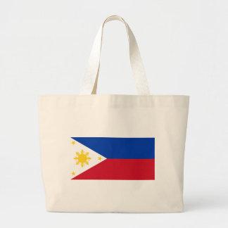 Philippine Flag Canvas Bags