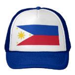 Philippine Flag (Cap) Hat