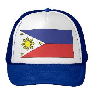 Philippine Flag (Cap) Trucker Hat