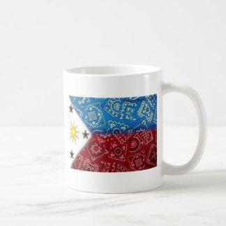 Philippine Flag Classic White Coffee Mug