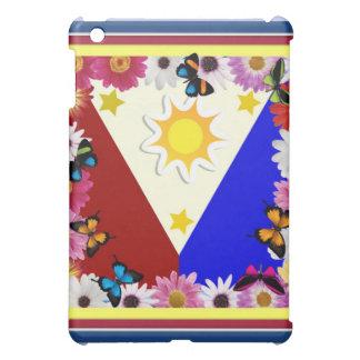 Philippine Flag Design - Filipino iPad Case