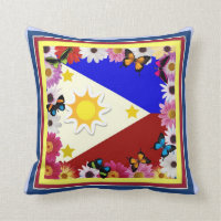 Filipino Throw Pillows