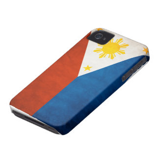 Philippine flag Iphone case iPhone 4 Covers