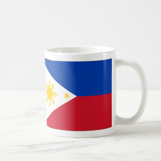 Philippine flag mugs