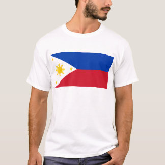 Philippine Flag, Philippine Islands National Flag T-Shirt