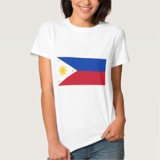 Philippine Flag, Philippine Islands National Flag T Shirt