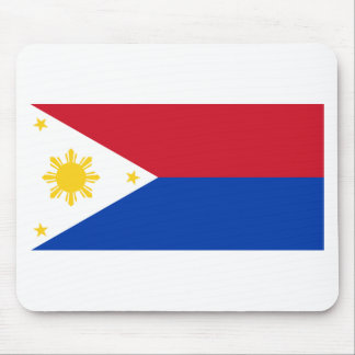 Philippine Flag | Philippine Islands | Pinoy Flag Mouse Pad