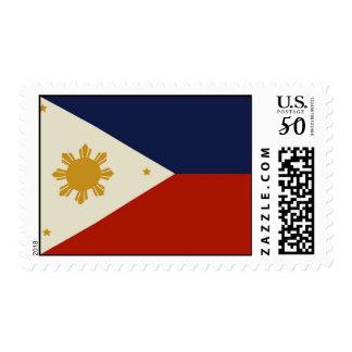 PHILIPPINE FLAG POSTAGE