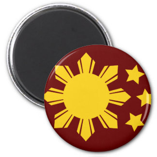 Philippine Flag - Proud to be Pinoy! Magnet