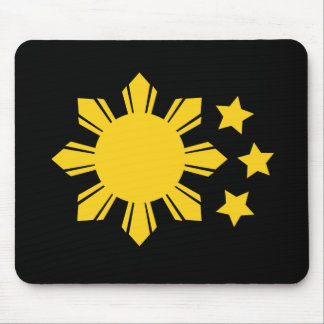Philippine Flag - Proud to be Pinoy! Mouse Pad