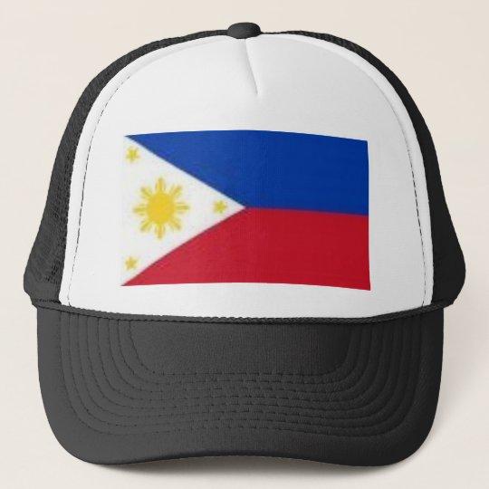 0ee70aece63 Philippine Flag Trucker Hat