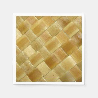 Philippine Handmade Weaving Paper Napkins