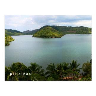 philippine island postcard