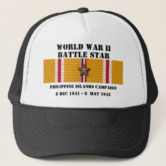 Philippine Islands Campaign Trucker Hat