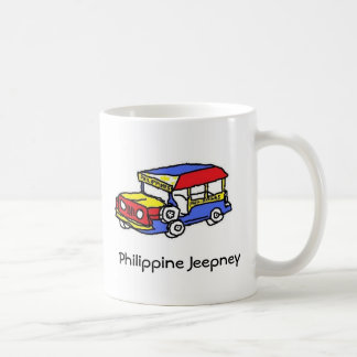 Philippine Jeepney Mug