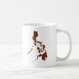 Philippine Map Coffee Mug