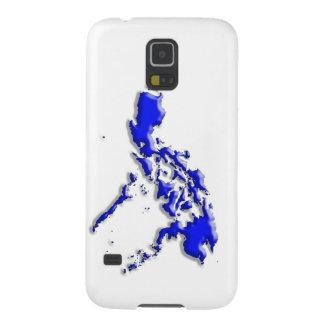 Philippine Map Galaxy S5 Case