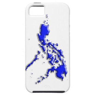 Philippine Map iPhone SE/5/5s Case