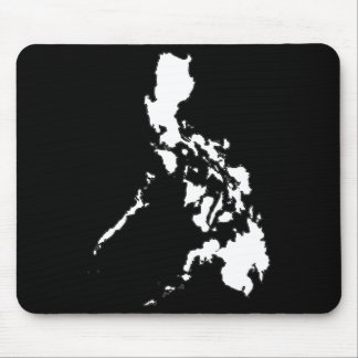Philippine Map Mouse Pad