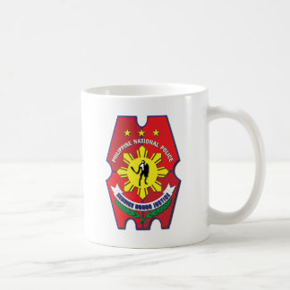 Philippine National Police Seal without Text Coffee Mug