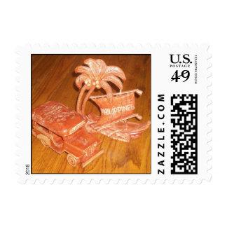 Philippine Postage Stamp