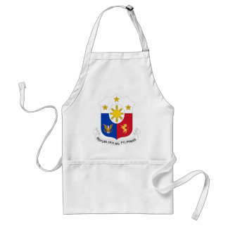Philippine Seal Adult Apron