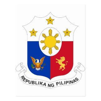 Philippine Seal Postcard