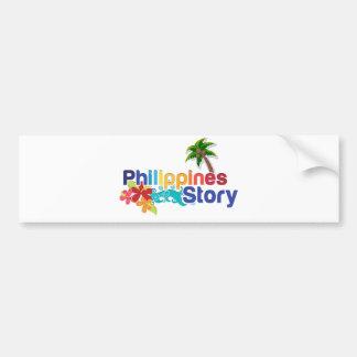 Philippine Sticker Story