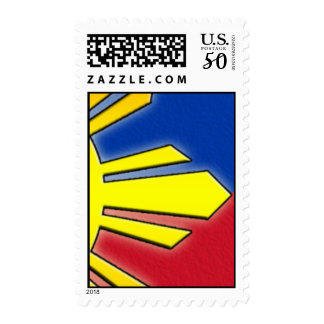 Philippine Sun Rays (Stamp) Postage