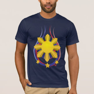 Philippine Symbol - Pinoy Emblem T-Shirt