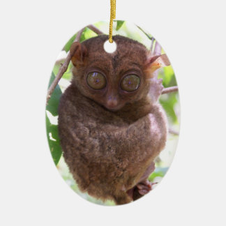 Philippine Tarsier Ornament