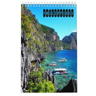 Philippines 2017 calendar