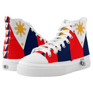 Philippines(2) High-Top Sneakers