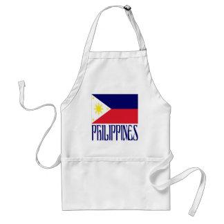 Philippines Adult Apron