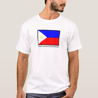 Philippines Bacolod LDS Mission T-Shirt