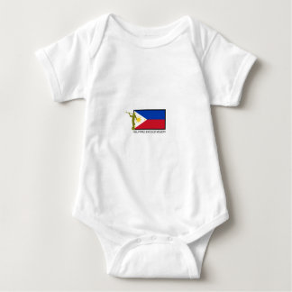 PHILIPPINES BACOLOD MISSION LDS CTR BABY BODYSUIT
