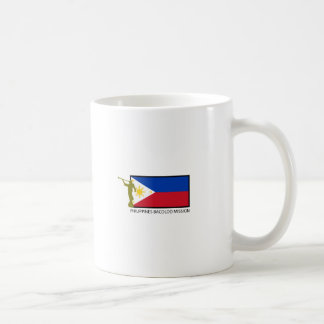 PHILIPPINES BACOLOD MISSION LDS CTR COFFEE MUG