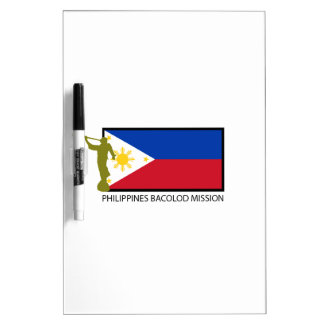 PHILIPPINES BACOLOD MISSION LDS CTR Dry-Erase BOARD