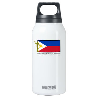 PHILIPPINES BACOLOD MISSION LDS CTR INSULATED WATER BOTTLE