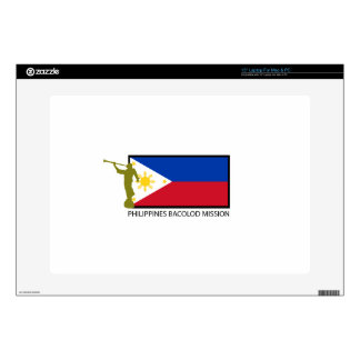 PHILIPPINES BACOLOD MISSION LDS CTR LAPTOP SKINS