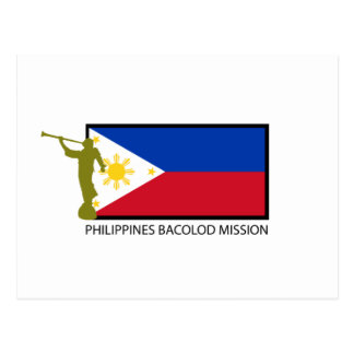PHILIPPINES BACOLOD MISSION LDS CTR POSTCARD