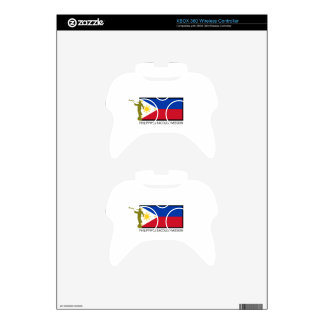 PHILIPPINES BACOLOD MISSION LDS CTR XBOX 360 CONTROLLER SKIN