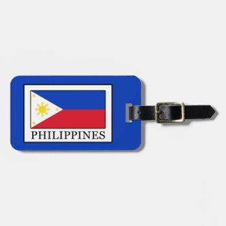 Philippines Bag Tag